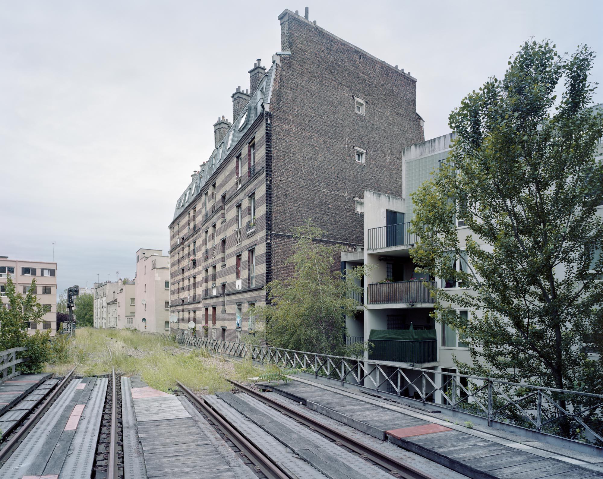 [摄影] 巴黎小腰带铁路 看160年峰回路转(36P) - 路人@行者 - 路人@行者